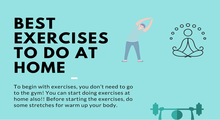 Exercises for Home